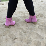 Ankle Bootie Pink MADE IN SPAIN