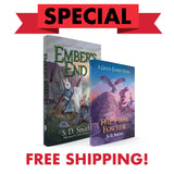 Ember's End & First Fowler New Book Bundle