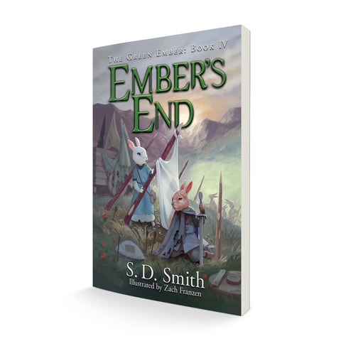 Ember's End: The Green Ember Book IV - Soft Cover