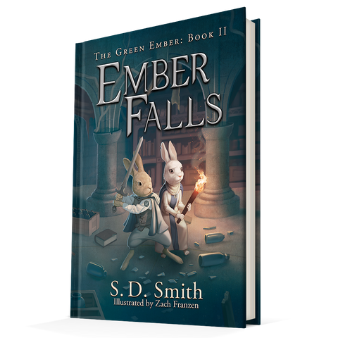 Ember Falls: The Green Ember Book II - Hardcover