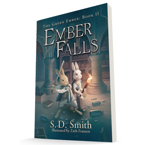 Ember Falls: The Green Ember Book II - Softcover