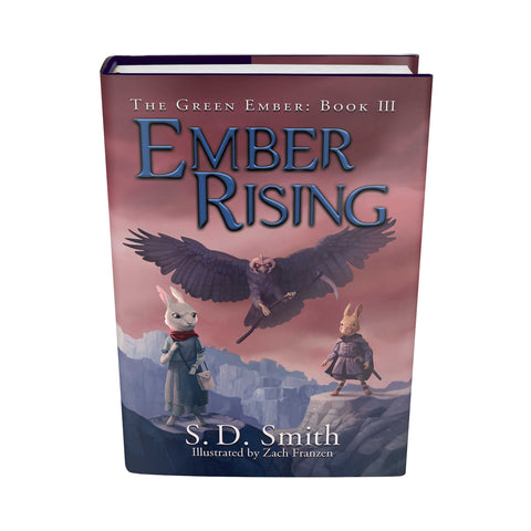 Ember Rising: The Green Ember Book III - Hard Cover