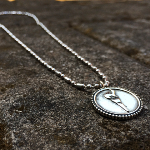Heather's Necklace (From the Stories: Bear the Flame!)