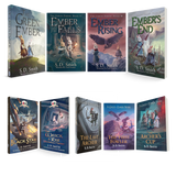 PREORDER: The Green Ember Series All Books Bundle (Softcover) - Includes SIGNED Archer's Cup - Ships 10/20/20