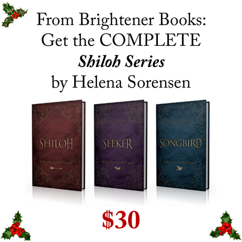 The Complete Shiloh Series by Helena Sorensen