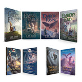 Combo - The Green Ember Series Softcover Bundle
