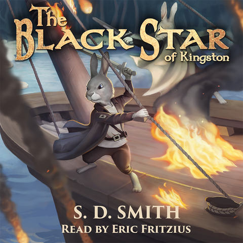 The Black Star of Kingston - Audiobook Download