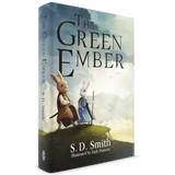 Combo - The Green Ember and Ember Falls Hard Cover Plus The Black Star of Kingston Soft Cover