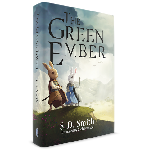 The Green Ember - Hard Cover