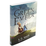 Combo - The Green Ember Series Soft Cover - Now includes Ember Rising: The Green Ember Book III