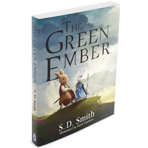 The Green Ember - Paperback