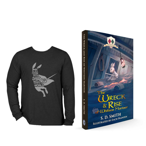 PRE-ORDER: The Oath Long Sleeve + The Wreck and Rise of Whitson Mariner