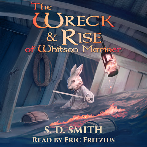 The Wreck and Rise of Whitson Mariner Audiobook Download
