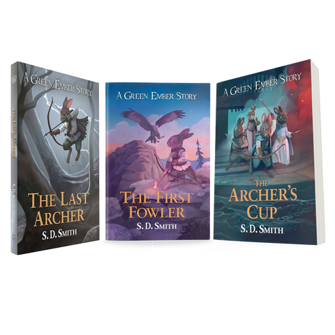 Green Ember Archer Series (The Last Archer, The First Fowler, The Archer's Cup)