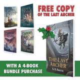The Green Ember Series 4 Book Combo (Softcover) + The Last Archer FREE