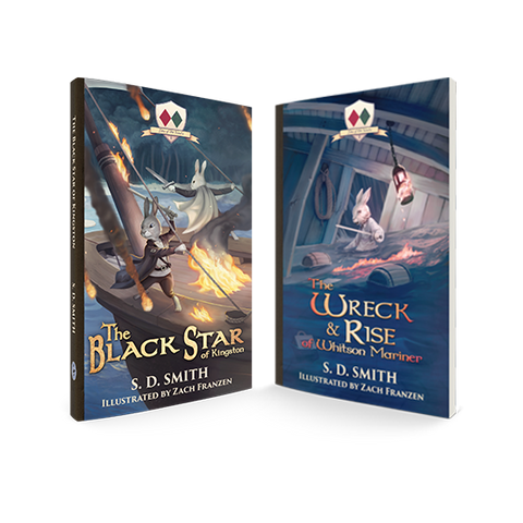The Tales of Old Natalia Series (The Black Star of Kingston and The Wreck and Rise of Whitson Mariner)