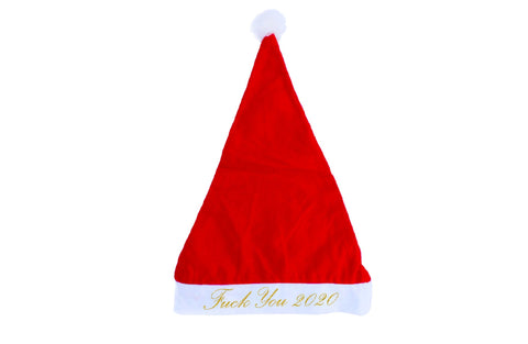 FUCK YOU 2020 Christmas Hat
