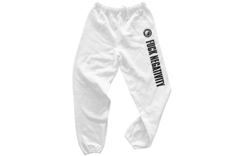 'Surfware' Sweatpants White