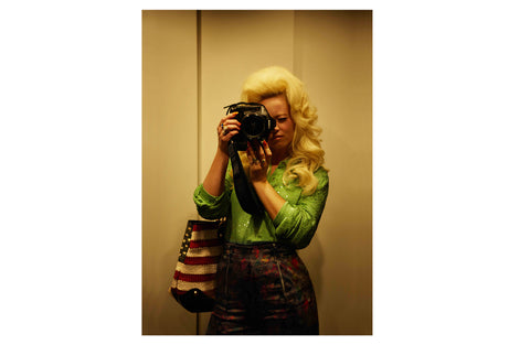 Self-Portrait as Dolly Parton, Nashville 2011, 2011/19