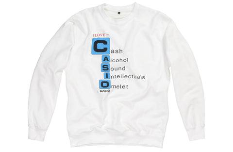 Casio Sweatshirt