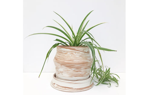 Duotone - Hand Thrown Planters