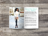 Natural Hair Rules!!! Guide to Healthy Hair (Physical & Digital Copy)