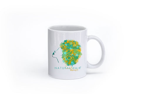 Natural Hair Rules Mugs