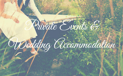 Private Groups & Wedding Accommodation