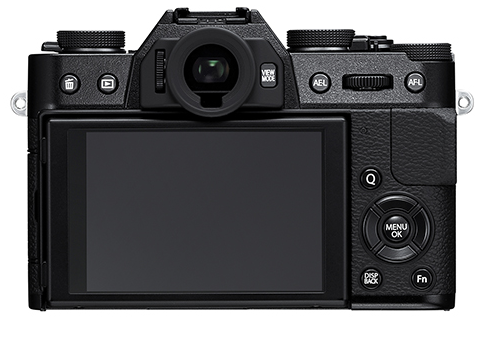 X-T20 back view