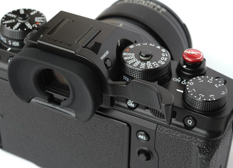 Fujifilm X-T4 Thumbrest  Black by Lensmate