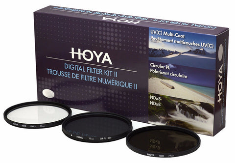 Hoya HK-DG52-II 52mm Digital Filter Kit