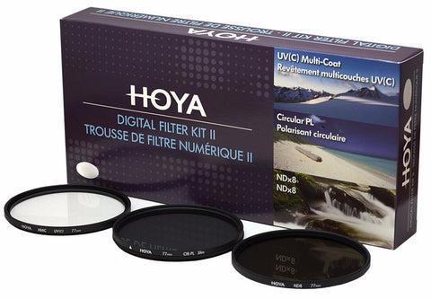 Hoya HK-DG49-II 49mm Digital Filter Kit