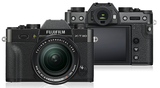 Fujifilm X-T30 Thumbrest Black by Lensmate