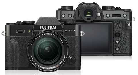 Fujifilm X-T30 Thumbrest - click for info - coming soon