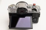 Fujifilm X-T20 (also fits X-T10) Thumbrest Silver by Lensmate