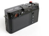Fujifilm X100V Folding Thumbrest Black by Lensmate