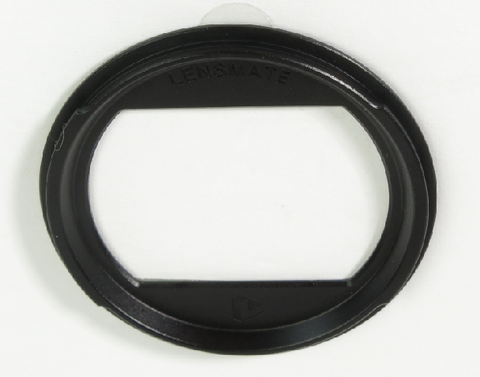 Sony ZV1 Quick-Change Filter Holder (Part 1) by Lensmate