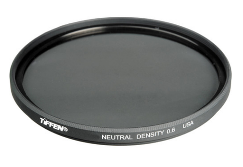 Tiffen 52mm Neutral Density Filter 0.4