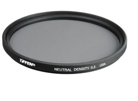 Tiffen 52mm Neutral Density Filter 0.3