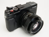 Fujifilm X-E2s (also fits X-E2/X-E1) Thumbrest Black by Lensmate
