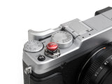 Fujifilm X-E2s (also fits X-E2/X-E1) Thumbrest Silver by Lensmate