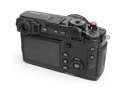 Fujifilm X-Pro2 (also fits X-Pro1) Folding Thumbrest by Lensmate - Sold Out - Next Shipment April 2nd
