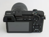 Sony Alpha a6000 Folding Thumbrest by Lensmate Black