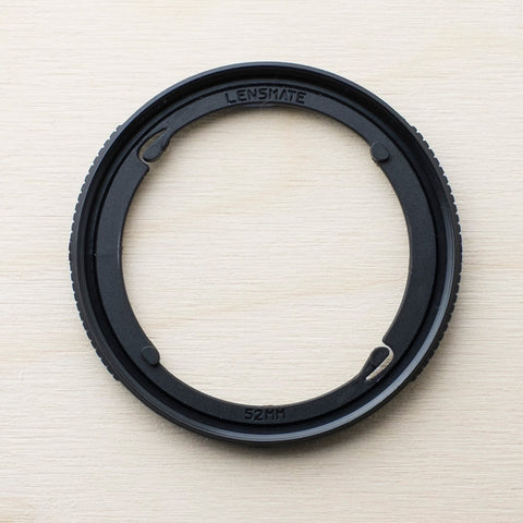 Canon G7X Mark III, Canon G7X Mark II & G7X (also fits G5X Mark II & G5X) Quick-Change Filter Holder (Part 2) by Lensmate