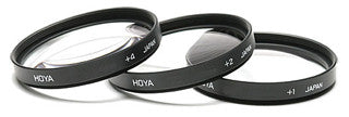 Hoya Close-Up Macro Set (double coated) 49mm