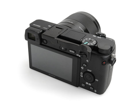 Sony a6300 (also fits a6500) Folding Thumbrest by Lensmate