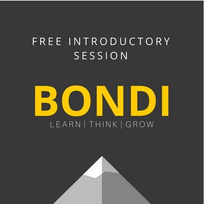 Free Introductory Session - Bondi Junction - Sat 27th May 2017
