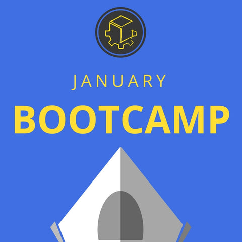 Study Bootcamp 2018 - January - Lindfield (22-25 Jan)