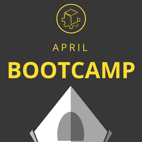 Study Bootcamp 2018 - April - Bondi Junction (23-27 April)