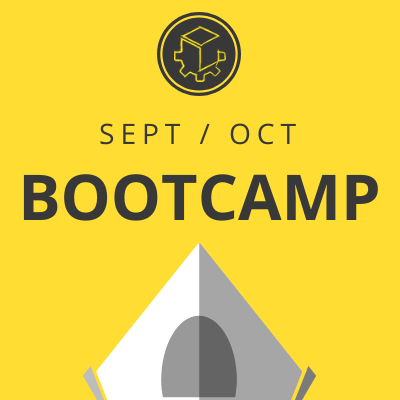Study Bootcamp 2020 - OCT - Mosman - Week 2 (6 Oct - 9 Oct)